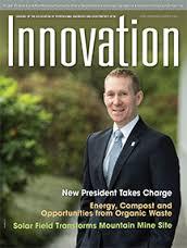 Innovation magazine cover