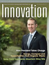 Innovation magazine cover